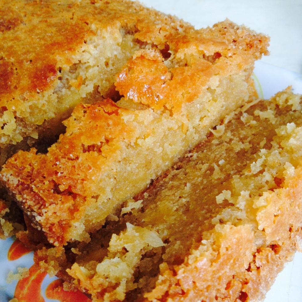 Sticky Cake