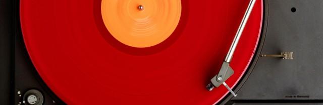 DJ Desk Vinyl Music Wallpaper Full HD